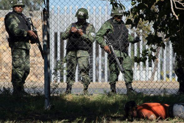 """Recordó que cuando inició la estrategia Todos Somos Juárez, había """"picos..."""