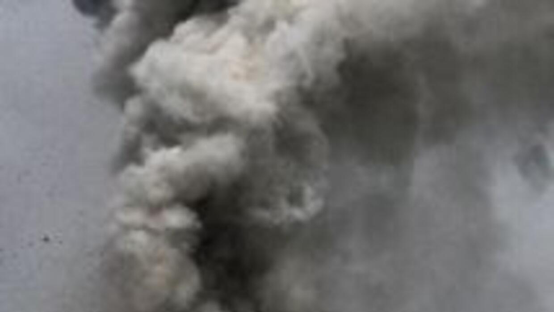 Durante la última semana se han registrado al menos seis explosiones del...