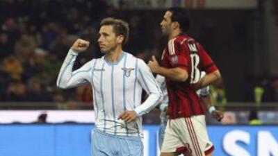Lazio vs. Milán