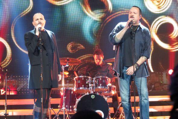 Miguel Bosé y Pepe Aguilar estarán como invitados.