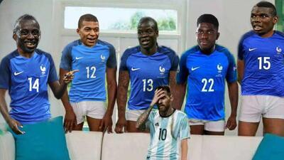 Memelogía | Los divertidos memes sobre el adiós de Messi y Argentina del Mundial