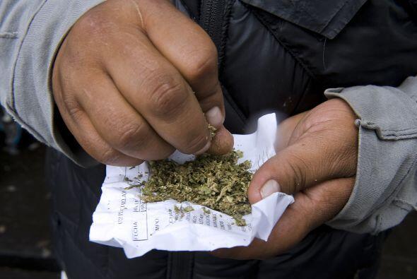 El tema de la la legalización de drogas en México ha generado mucha polé...