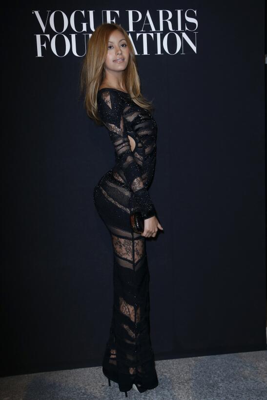 Zahia Dehar, la modelo que dejó en 'fuera de lugar' a Karim Benzema Gett...