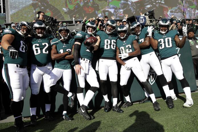 En fotos: Los favoritos en la Semana  13 de a NFL eagles-por-5-en-seattl...