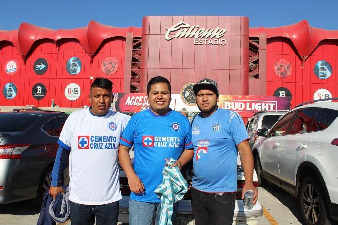 Así se vivió el primer partido del Apertura 2017 en el Estadio Caliente....