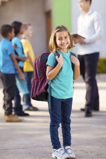 Ser el estudiante nuevo en el colegio no suele ser sencillo. Si en este...