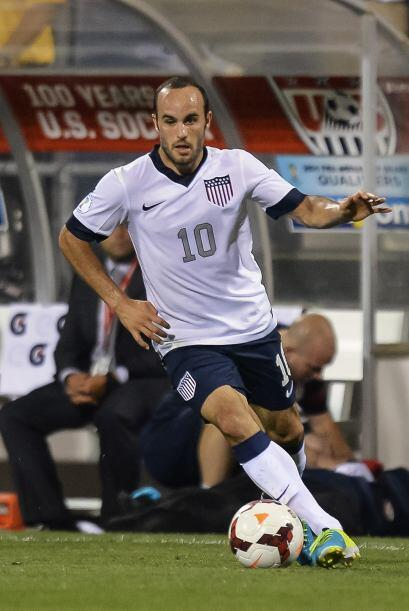 Es el jugador con más goles en la selección de Estados Unidos hasta el m...