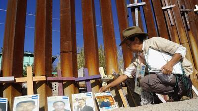 Caravana de las madres de migrantes desaparecidos llega a la frontera de Arizona