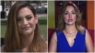 Sorprendimos a Michelle Galván con un mensaje de su madre desde México