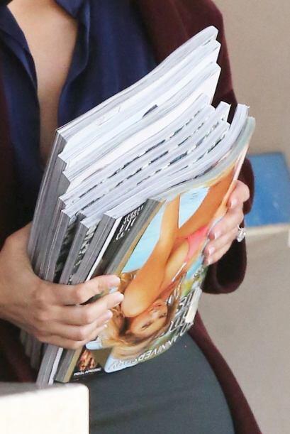 Para que veas que las Vogue estaban entre otras publicaciones. Mira aqu&...