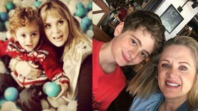Erika Buenfil confiesa por primera vez que Ernesto Zedillo Jr. sí conoció a su hijo cuando era bebé