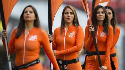 La belleza en la Jornada 2 de la Liga MX