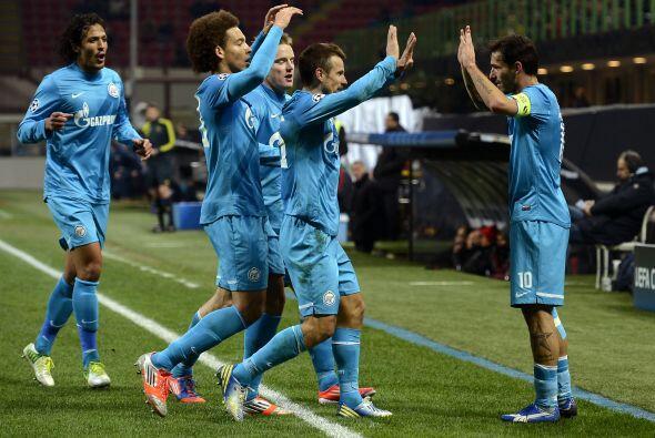 El gol de Danny fue suficiente para que los rusos ganaran en suelo itali...