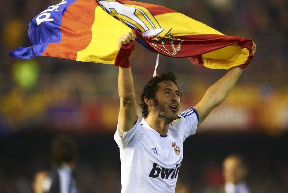 El volante Esteban Granero ya ha tenido más juego con Real Madrid, pero...