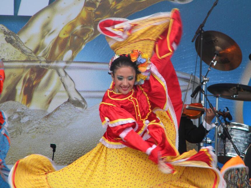 """Del 26 al 28 de agosto se celebrará la """"Mexican Fiesta"""" en el..."""