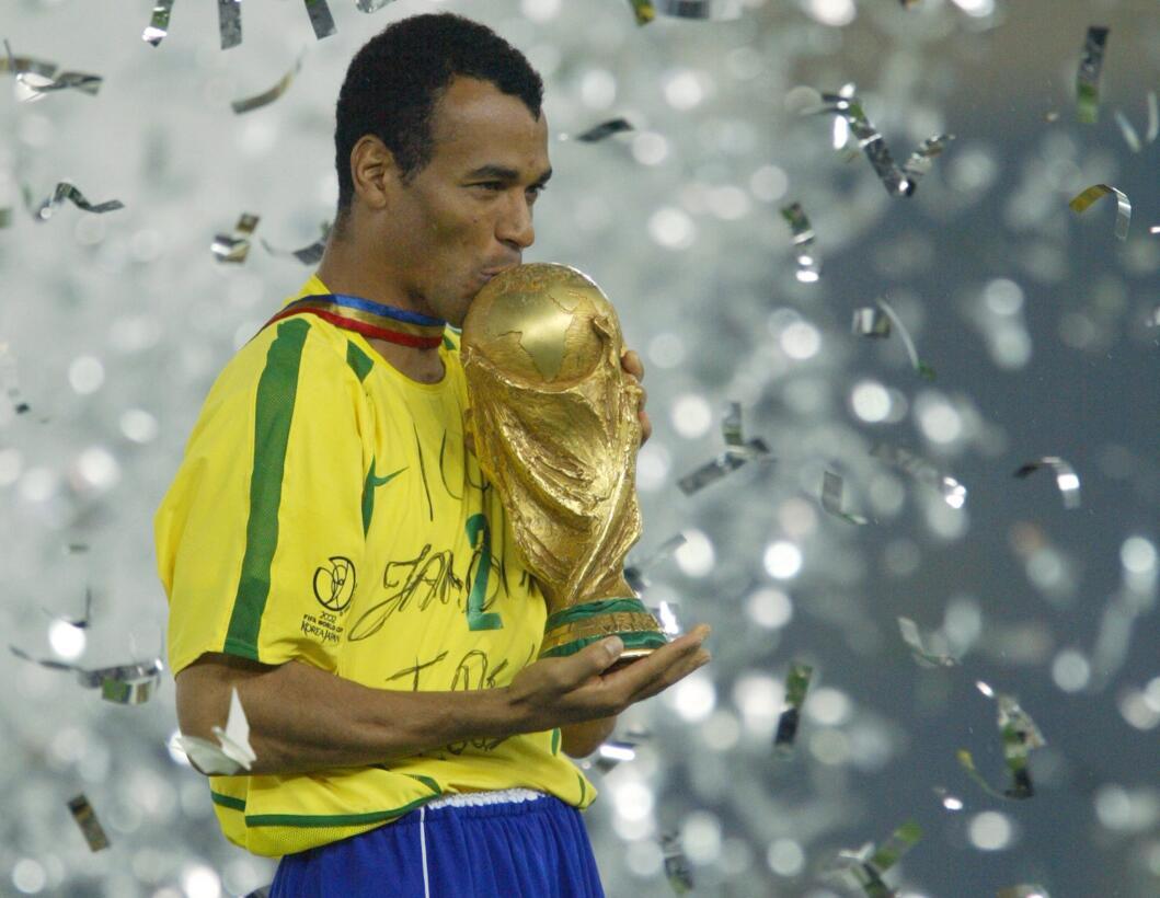 Las grandes figuras del fútbol con más participaciones en mundiales Gett...