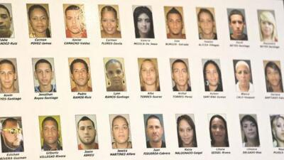 La organización traficaba kilos de cocaína que sellaban al vacío para po...