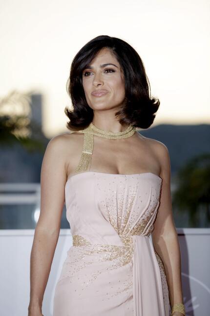 Salma Hayek sexy
