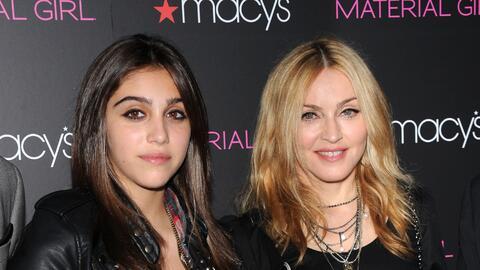 La hija de Madonna