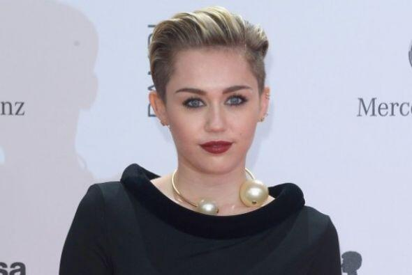 Miley Cyrus (22 años). Ganacias: $36 millones