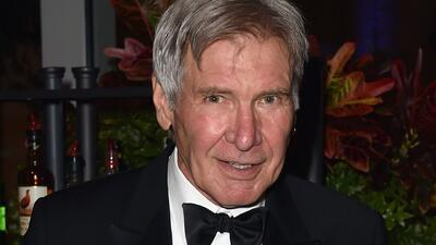 Harrison Ford se recuperará tras accidente