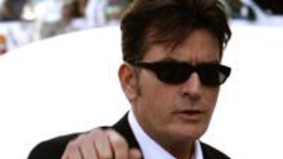 Charlie Sheen entró a una clínica de rehabilitación dc1240366b4d4a45ac9c...