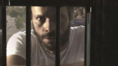 López fue detenido bajo acusaciones de haber promovido las protestas.