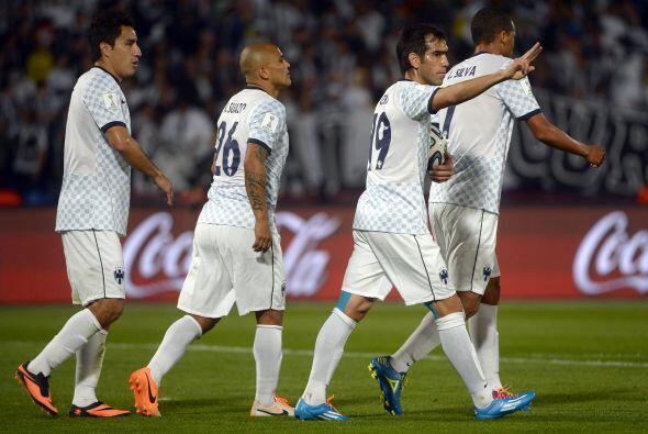 Raja Casablanca se encargó de liquidar a Rayados en Cuartos de Final del...