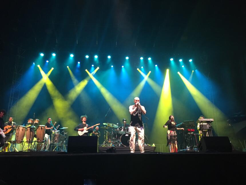 Fotos: Así se vivió el primer concierto de Residente como solista IMG_67...