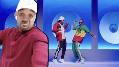 Will Smith ahora 'reggaetonea': míralo bailar al ritmo de J Balvin y Nicky Jam
