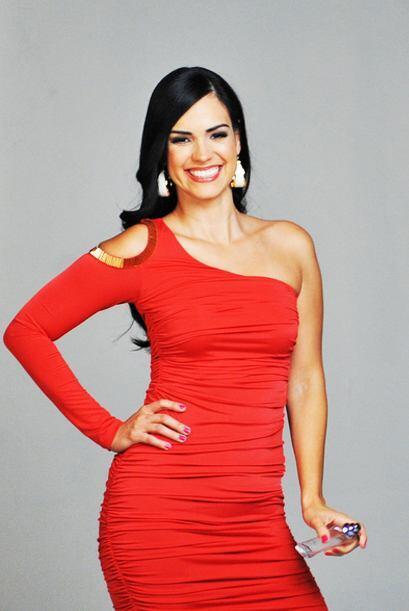 Danna es uno de los rostros más bellos de la televisión.Mira aquí los vi...