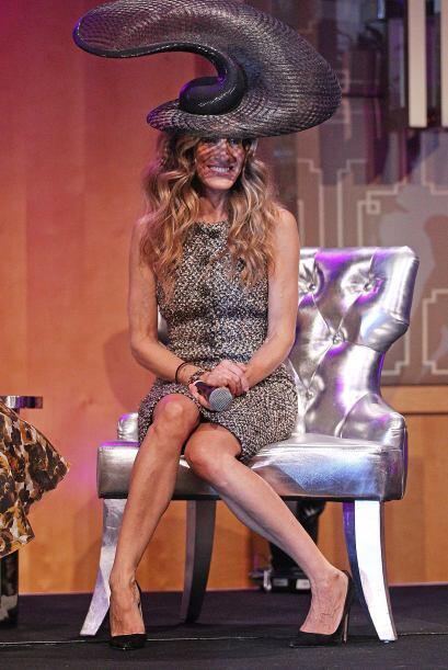 """¿En verdad creen que Sarah Jessica Parker es un """"fashion icon""""? La famos..."""
