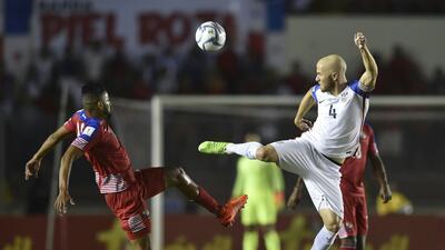 Estas son las imágenes más impactantes del 1-1 entre Panamá y el Team USA