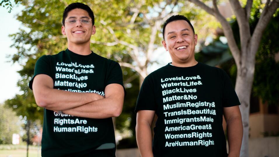 Justino Mora (izquierda) e Iván Ceja (derecha) consideran que más que po...