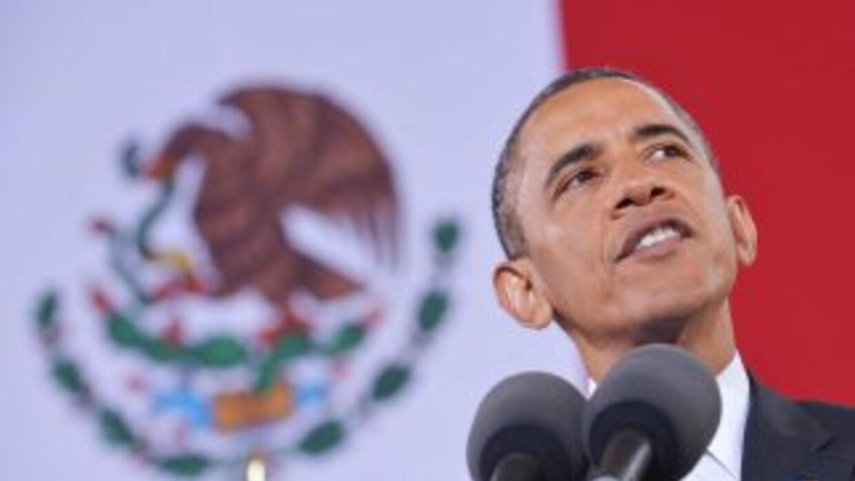 El presidente de Estados Unidos, Barack Obama, fue recibido con ovacione...