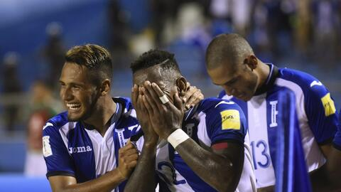 Honduras jugará el reéchaje ante Australia.