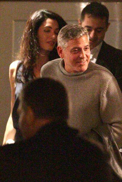 Clooney es uno de los solteros más cotizados de la farándula, sin embarg...