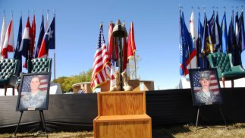 Fort Hood conmemoró un año de la masacre ocurrida el pasado 5 de noviemb...