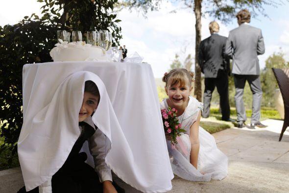1. Una boda sin niños. Está claro que te encantaría que todos tus amigos...