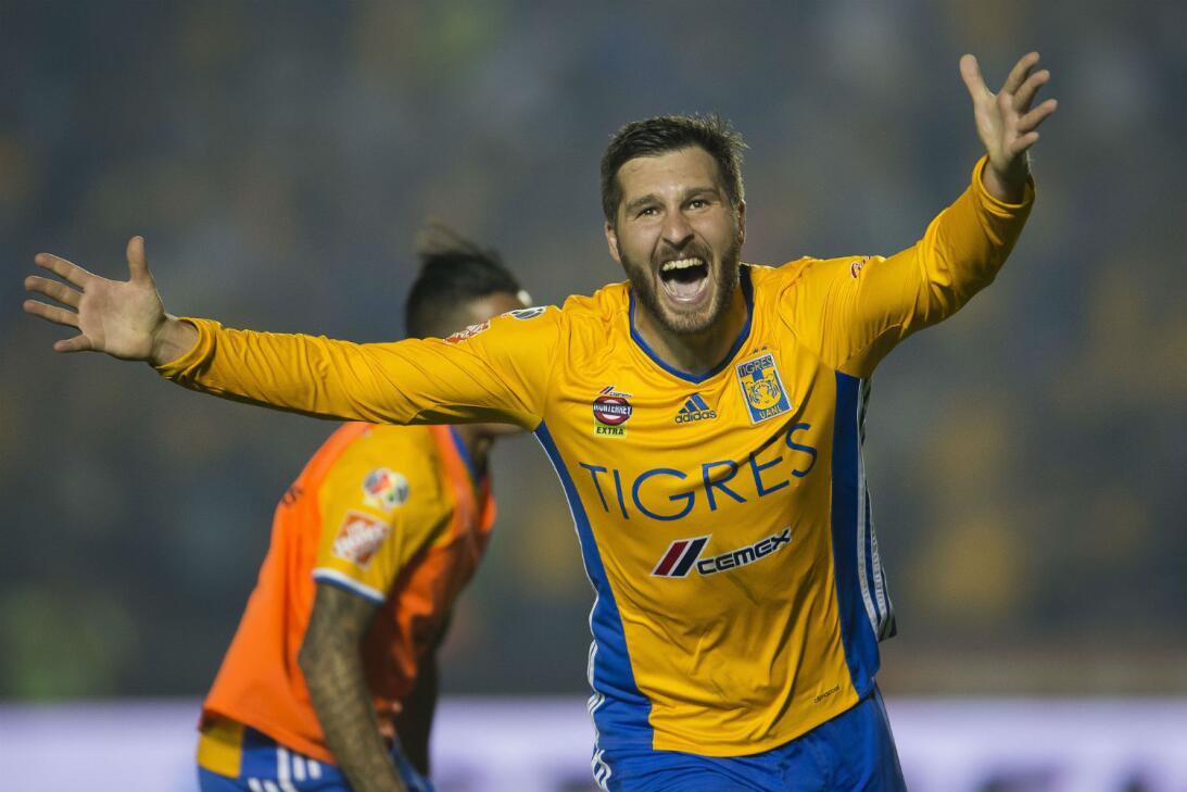 El 'once ideal' previo al arranque del Clausura 2017 de la Liga MX. Andr...