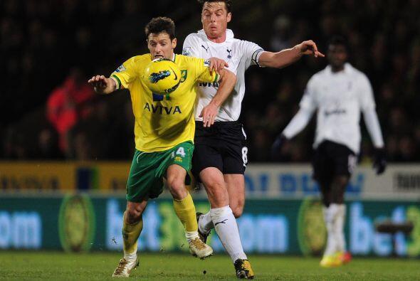 Norwich quería reaccionar, pero la diferencia en el nivel de los plantel...