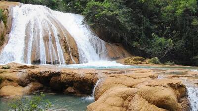 Cascadas Agua Azul