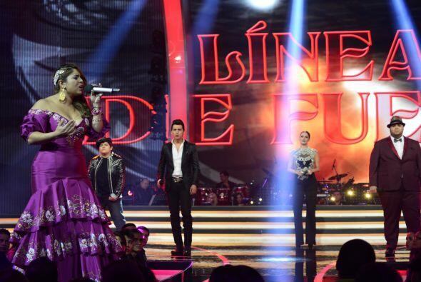 """Todos cantaron """"Algo más"""" de La Quinta Estación."""