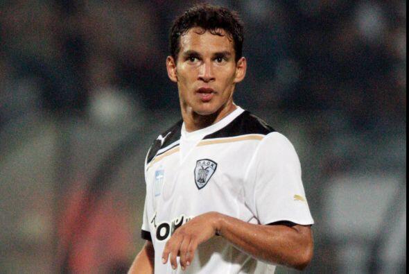 El fichaje del centrocampista colombiano Diego Arias, proveniente del Pa...