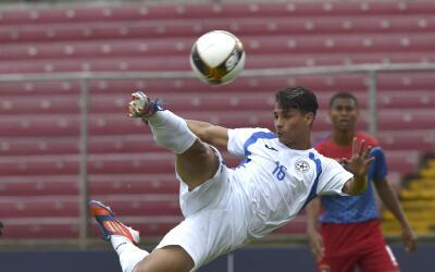 El nicaragüense Elvis Figueroa.