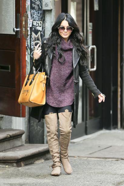 Selena Gomez no le atino en esta ocasión, las prendas y la combinación q...
