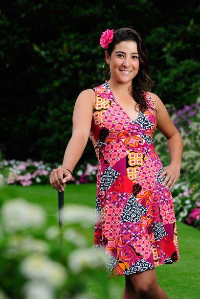 Mariajo Uribe ganó el torneo amateur de golf femenino de los EE. UU. en...