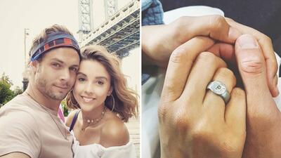 En julio del 2016 Paulina Goto y Horacio Pancheri confirmaron su noviazgo.