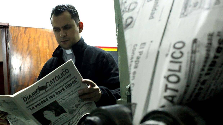 El decano de la prensa en el estado Táchira sobrevive a marcha forzada,...