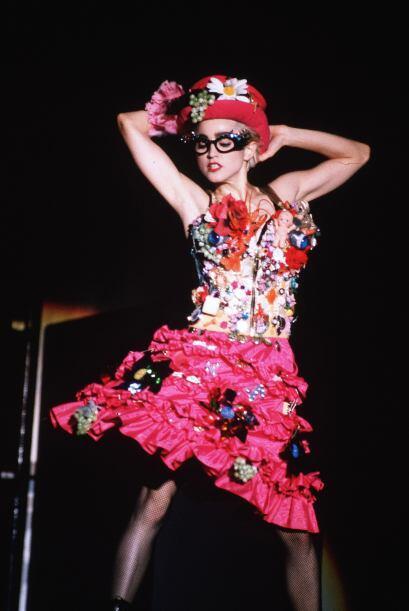 "Se reportó que ""La Reina del Pop"" Madonna será la encargada de cantar en..."